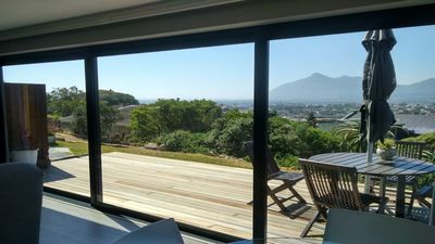 Photo for Beautiful Mountainside Apartment With Sea Views