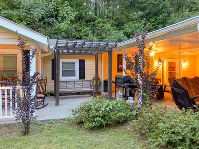 Photo for NEW! Pigeon Forge Cabin w/Priv. Pool by Dollywood!