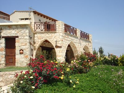 Photo for 3BR Villa Vacation Rental in Miliou., Paphos