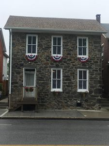 Photo for Historic 1856 stone home. Witness to the battle of Gettysburg.