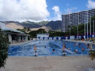 Sandy Beach Park, Honolulu, Hawaï, États-Unis d'Amérique