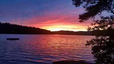 Photo for Squam Lake Family Home with Large Private Beach