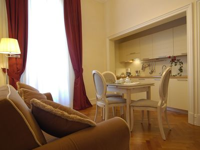 Photo for 1BR Apartment Vacation Rental in Florence, FI