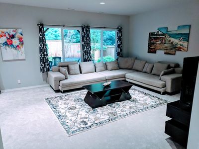 Photo for Elegant and spacious guest's suite in a lovely house