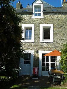 Photo for House for rent, downtown Dinard