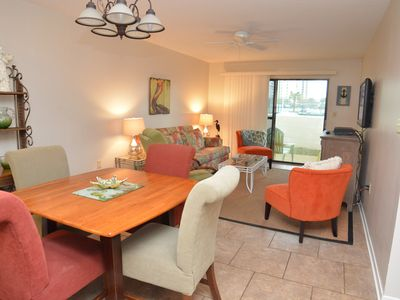 Photo for 2 Bedroom 2 Bath, Cute and Cozy~Best Beachfront Value in Orange Beach!