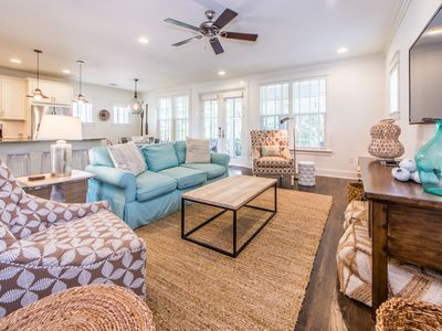 Photo for ☀3BR Anchors Up☀WaterSound West on 30A- Jun 15 to 18 $1466 Total! 4 Bikes- Pool