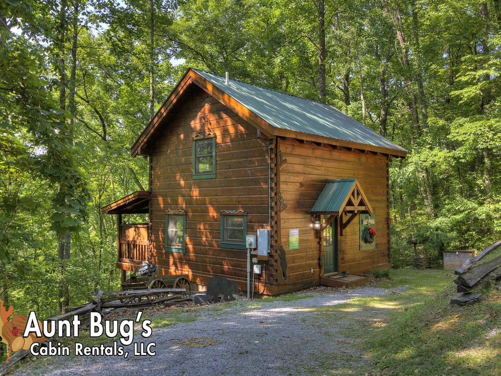 1 Bedroom Pigeon Forge Cabin In The Wears V Vrbo