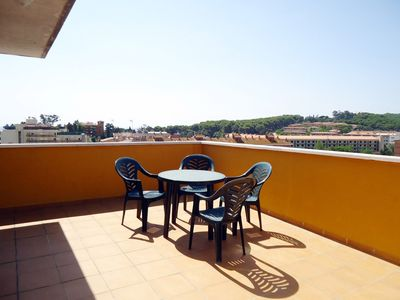 Photo for Atico Fenals (30 Days Rental Only Family) - Apartment for 2 people in Lloret de Mar