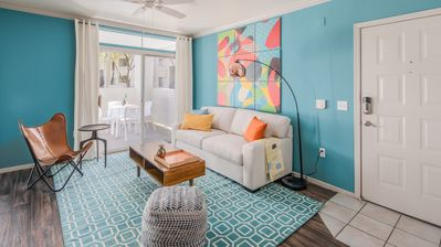 Photo for Bright 2BR Apartment in South Tempe by WanderJaunt