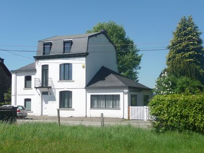 Photo for Cozy Holiday Home in Francorchamps Belgium With Terrace