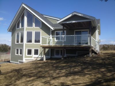 Photo for Family friendly ocean front vacation home in beautiful St. Margaret's Bay