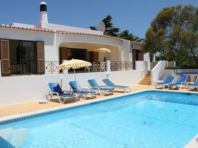 Photo for Spacious Villa Private Pool And Sea Views Perfect For Families-New Bathrooms