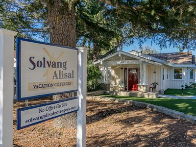 Photo for Solvang Alisal Cottages Orchid #4