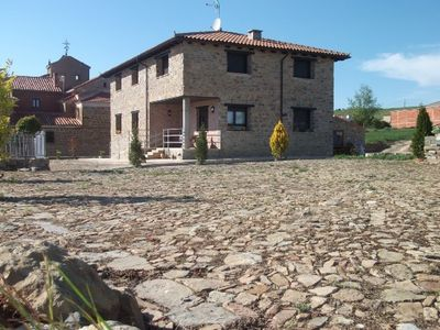 Photo for Self catering La Ruta de las Fuentes for 18 people