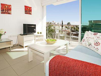 Photo for Apartment Coralli Spa Resort - Mountain View  in Protaras, Protaras - 2 persons, 1 bedroom
