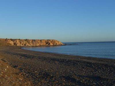 Photo for Unwind and enjoy, beautiful beach house in the sea of cortes, peaceful location
