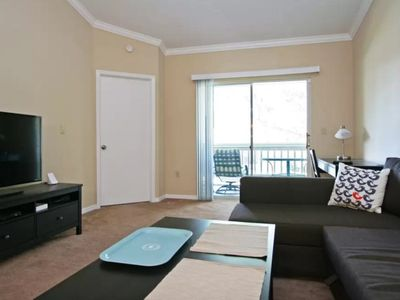 Photo for Apartment in Kissimmee with Air conditioning, Parking (528359)