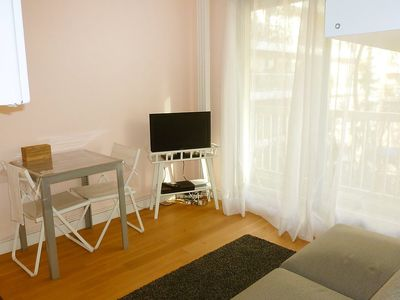 Photo for Apartment in Paris with Internet, Lift, Garden, Balcony (91507)