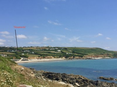 "Photo for ""SEAWARDS"" - A PERFECT CORNISH SEASIDE HOLIDAY FOR 4 TO 8 PEOPLE"