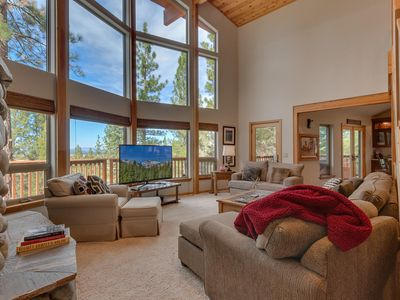 Photo for 4 BD, 4BA Private Home in Northstar | Shuttle | Resort Amenities | Sleeps 12