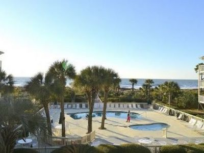Breakers, Oceanfront 1 Bedroom, Completely Renovated, Close to Everything