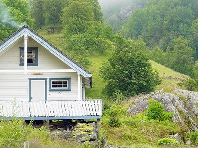 Photo for 7 person holiday home in Åkra