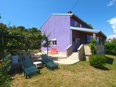 Photo for Holiday house Premantura for 8 - 9 persons with 4 bedrooms - Detached holiday house