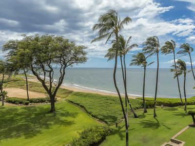 Photo for Beautiful, Extensively Upgraded Oceanfront Condo In Kihei