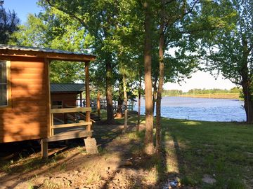 Beautiful Waterfront Cabin #2, Onalaska Texas, Lake Livingston