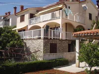 Photo for Apartment in Rabac (Labin), capacity 3+1