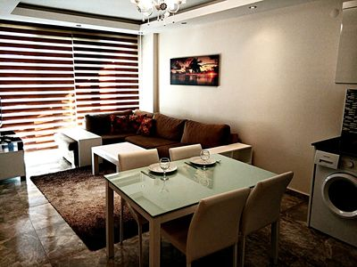 Photo for 1BR Apartment Vacation Rental in Alanya, Antalya