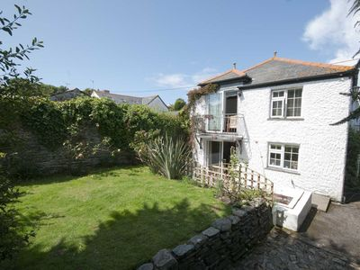 Photo for ROSEMADDON, pet friendly, with a garden in Crantock, Ref 983134