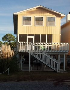 Photo for Beautiful, Spacious Home with Gulf Views!  Perfect for families!