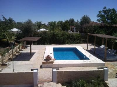 Photo for TYPICAL ANDALUSIAN VILLA WITH PRIVATE POOL