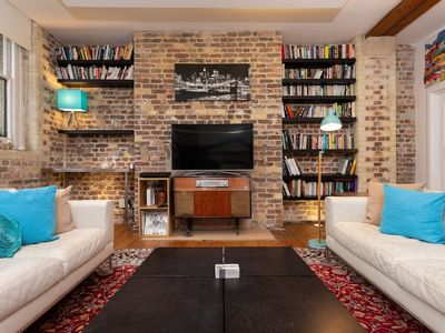 Photo for 2 Bedroom Loftstyle Apartment