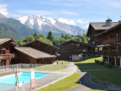 Photo for Apartment Les Grets in Saint Gervais - 3 persons, 1 bedrooms