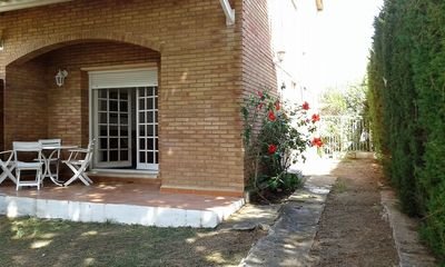 Photo for House with private garden and comunal pool in Catalonia Cambrils, Salou