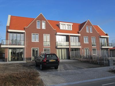 Photo for Luxury apartment - 300m from the beach - 5 pers - roof terrace - Vlissingen