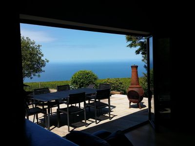 Photo for Moorlands to Sea with Stunning Sea Views and very dog friendly in Devon