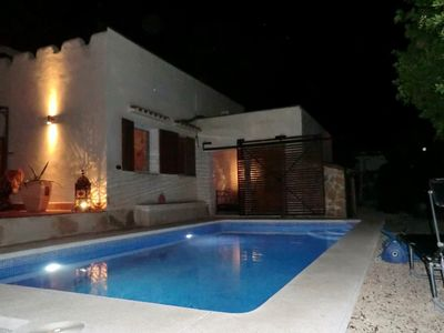 Photo for Charming chalet with pool and a furnished roof terrace with panoramic view sea `