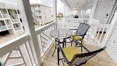 Photo for South Beach Ocean Condos, South - Unit 8 - Just Steps to the beach - Ocean View