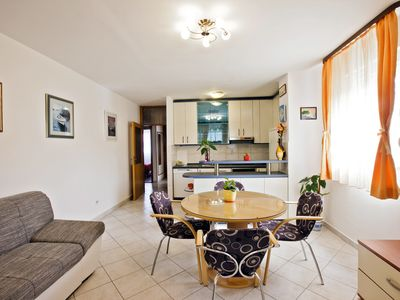 Photo for Large Two Bedroom Fully Equipped Apt With Free Parking near Split&Trogir Riviera