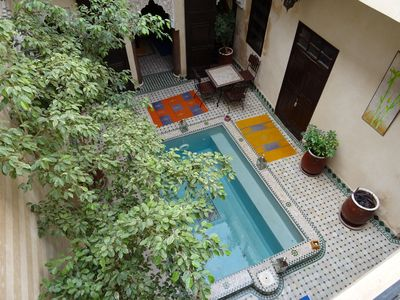 Photo for Double Room In The Heart Of The Medina Marrakehc