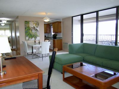 Photo for 8/29-9/6 $440=>$300! SPECIAL RATE - 2BD HEART OF WAIKIKI!!!!