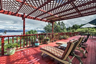 Your dream northern California getaway awaits in this Kelseyville abode!