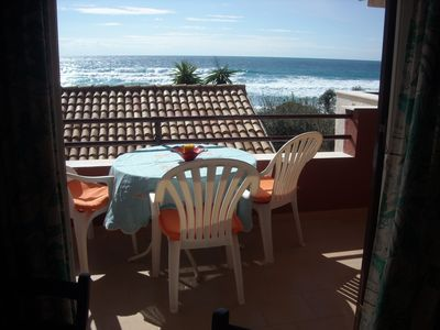Photo for Menigos 71 Apartment close to the beach - less than 40 m
