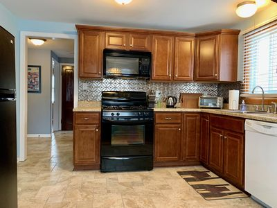 Photo for Entire North Buffalo Home: 4 Bedrooms, 2 Kitchens, 2 Full Baths