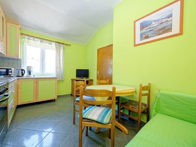 Photo for 1BR Apartment Vacation Rental in Lopar, Primorsko-goranska županija