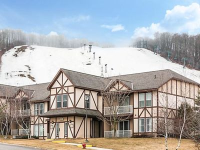 Photo for Boyne Mountain Luxury 1 BR Full Kitchen Condo (A)